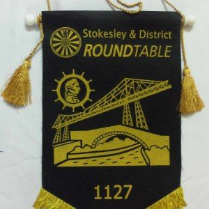 #Pennants - i4c Publicity Ltd is one of the leading providers of high quality promotional items, including custom ties, badges, key chains, medals, coins, cufflinks, tie slides, embroidered badges, scarfs, pennants, fridge magnets, wristbands, shields, plaques, umbrellas and more! We are pioneers in bespoke custom merchandise.