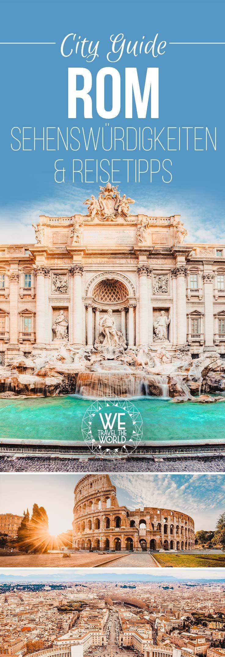 Rom in 3 Tagen – City Guide mit 17 großartigen Sehenswürdigkeiten, die jeder besichtigt haben sollte – Catbear