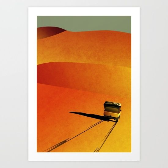 Collect your choice of gallery quality Giclée, or fine art prints custom trimmed by hand in a variety of sizes with a white border for framing. BUY ART HERE! https://society6.com/product/morocco--travel-collection_print?curator=wellglow