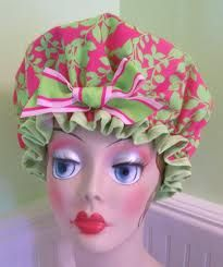 shower cap - Google Search