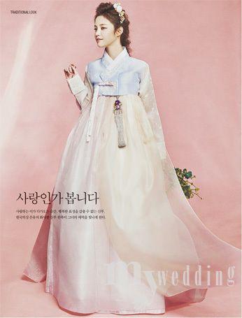 한복 Hanbok : Korean traditional clothes[dress] | #ModernHanbok #wedding (346×455)
