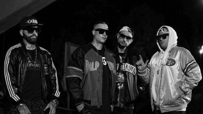 Η Λεγεώνα είναι το νέο crew που δημιουργήθηκε από την ένωση 4 τιτάνων του Ελληνικού Hip-Hop. Κάθε όνομα και από πίσω ένα συγκρότημα (με βαριές δισκογραφίες), κάθε ένας και μια ιστορία: Ισορροπιστής (Ν