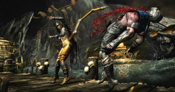 OPINION: Mortal Kombat X proves story can have a place in fighting games! What do you think? http://blog.playfire.com/2015/04/opinion-mortal-kombat-x-story.html