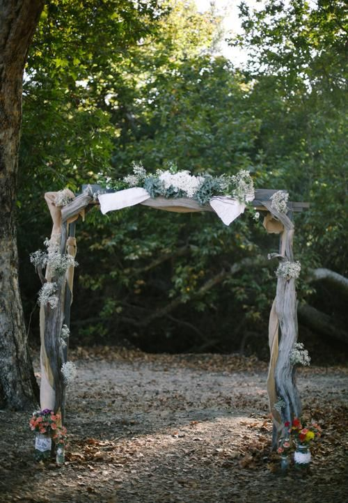 An Outdoor DIY Wedding At Bommer Canyon In Irvine, CA