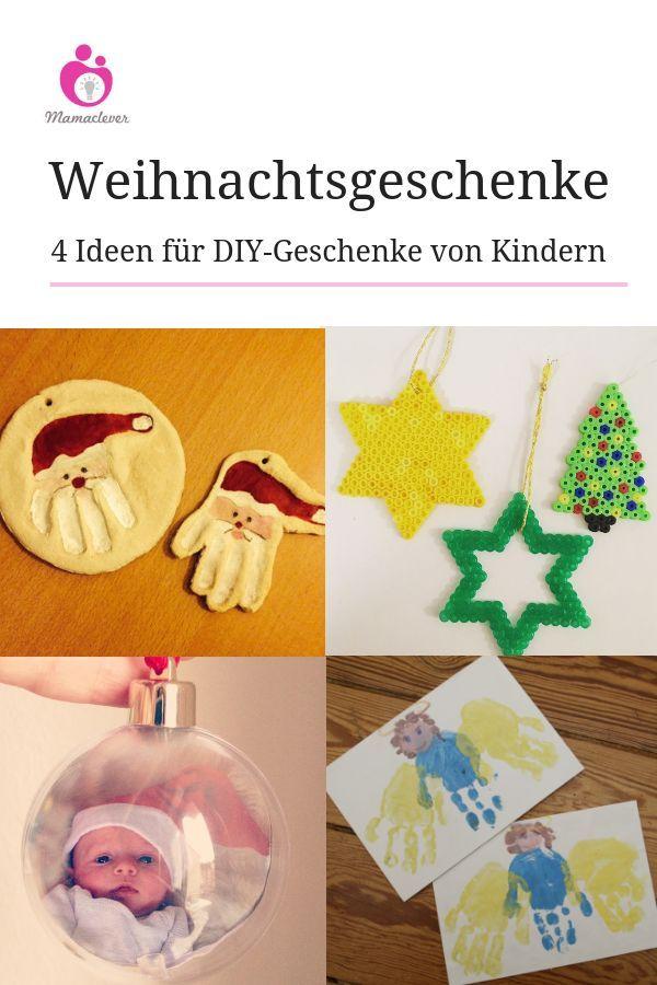 Weihnachtsgeschenke Basteln Erwachsene.Last Minute Bastelideen Für Geschenke Von Kindern Kleine