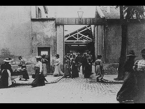 La Sortie de l'Usine Lumière à Lyon was the first real motion picture produced by the Lumière brothers in 1895. In history, they were the first filmmakers that patented the cinematography. The cinematography was a device the had three in one. It could record, develop, and produce images that lead to the production of the first successful films.