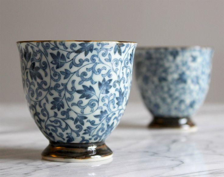 Tazza di tè / caffè mug ceramica tradizionale di TokyoLifeDesign su Etsy https://www.etsy.com/it/listing/290919919/tazza-di-te-caffe-mug-ceramica