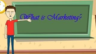 What is Marketing  Marketing definition