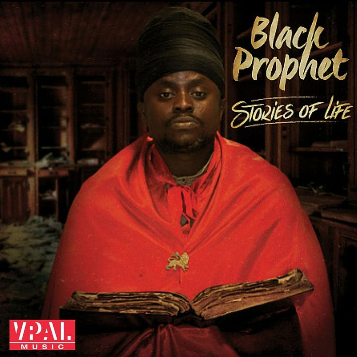 Black Prophet's 'Book of Life' album out today - GhanaWeb