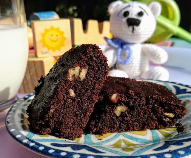 Мир на тарелке : Брауни без сахара и белой муки