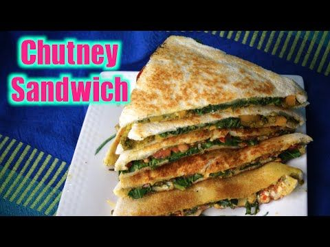 Chutney Sandwich - Dosatopizza