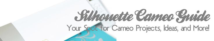 Silhouette Cameo tips, projects, ideas...