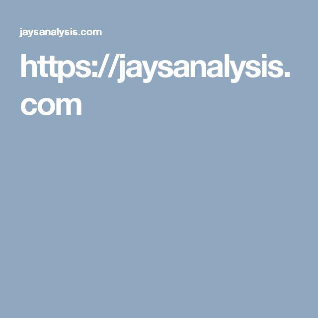 https://jaysanalysis.com   Jay's Analysis