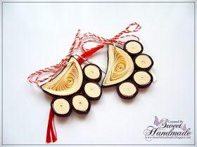 • Sweet Handmade •: Martisoare ... martisoare