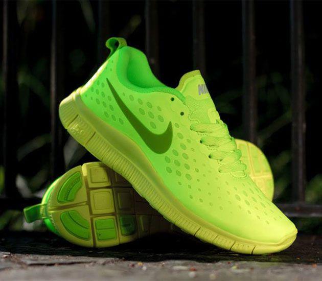 Nike Air Max 90 GS Volt Fierce Green