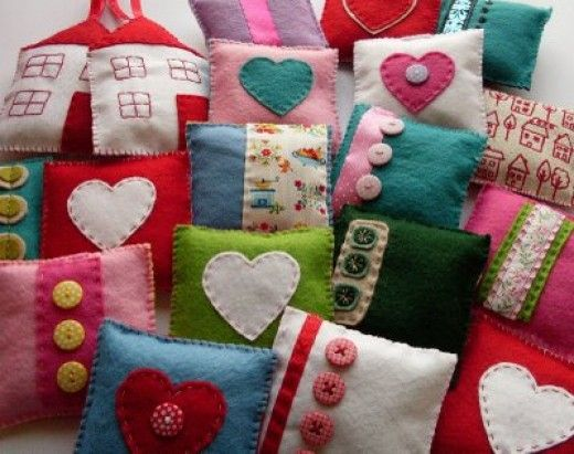 Charitable Sewing & Craft Projects