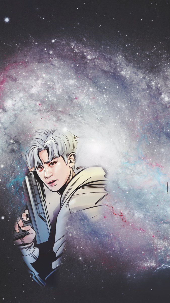 Chanyeol power anime