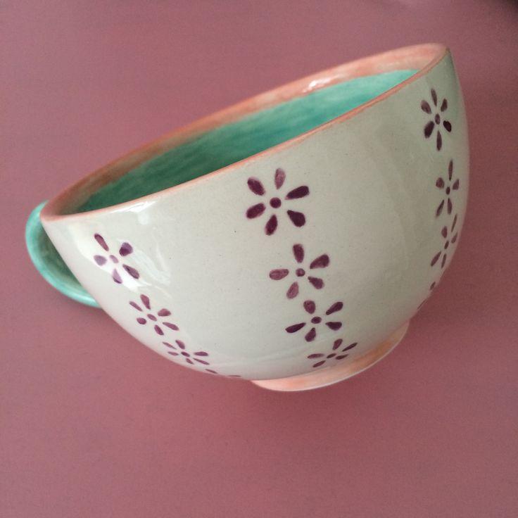 DIY: Bemalte Kaffeetasse