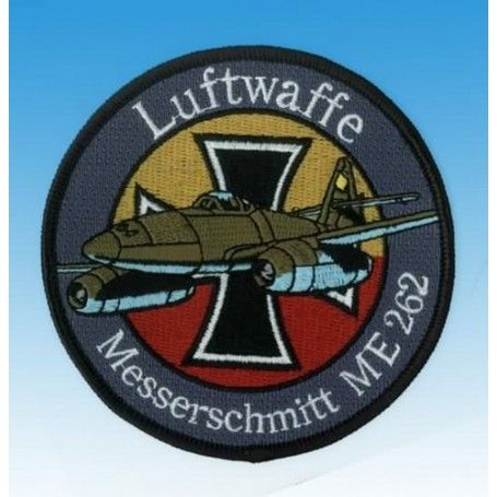 Patch Messerschmitt Me-262 Luftwaffe