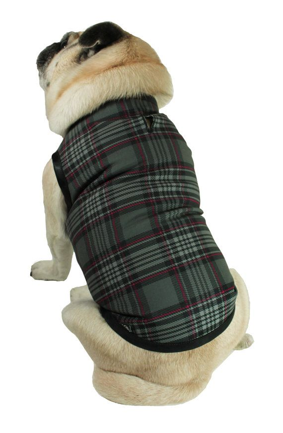 Action Waterproof Dog Vest by sophisticatedpup on Etsy, $37.99