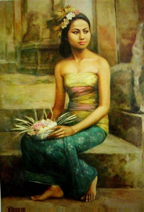 Rustamadji - Gadis Bali