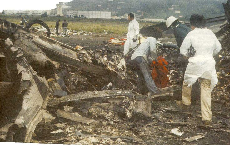 air disasters | 01. Tenerife Airport Disaster