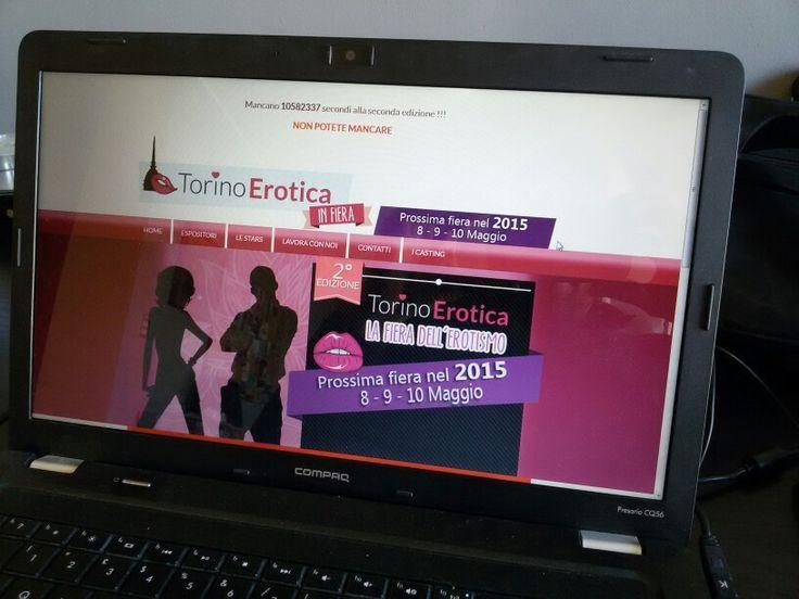 È  in arrivo la seconda edizione della più grande fiera dell'erotismo. .. cerca l'evento  su Facebook
