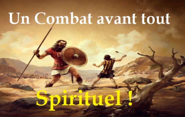 La réalité du combat spirituel dans la prière