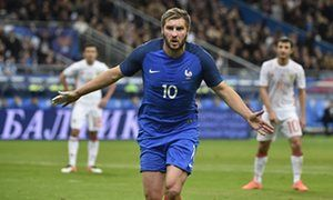 André-Pierre Gignac: the exotic France forward who proved everyone wrong