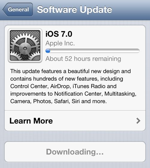 iOS 7 Download Links & How To Install It Yourself