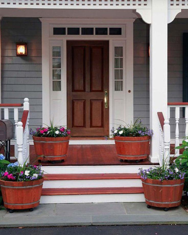 Brown Front Doors Designs ~ http://www.lookmyhomes.com/best-font-door-design-ideas/