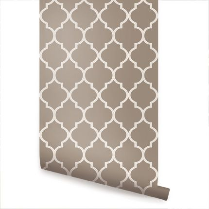classic wallpaper | Simple Shapes Wall Decals, Furniture and Accessories