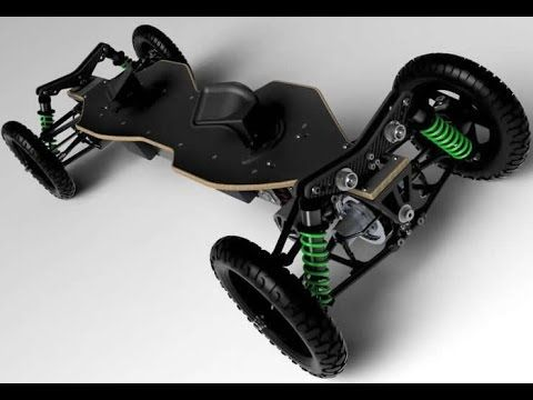 5 New Electric Motorized Skateboards - YouTube
