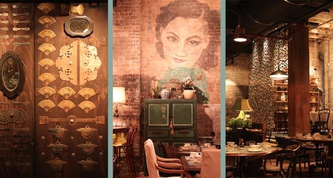 Mr. Wong - Chinese Cantonese restaurant in Sydney CBD