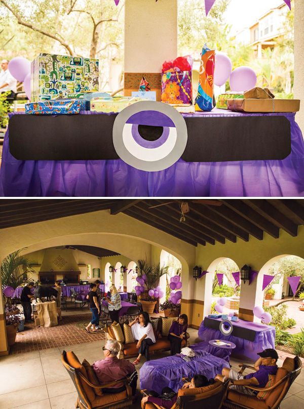 1150 best images about despicable me birthday party ideas. Black Bedroom Furniture Sets. Home Design Ideas