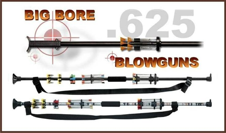 how to make a paintball blowgun