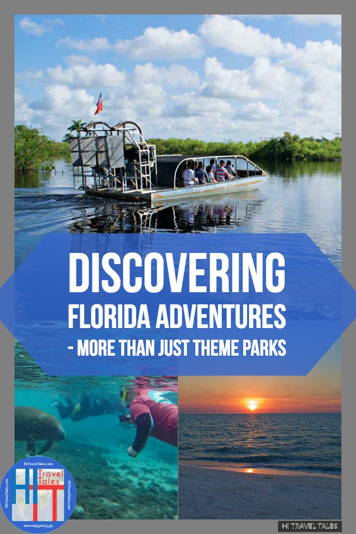 Discovering Florida Adventures So Much More Than Theme Parks Florida Adventures Travel Usa Usa Travel Destinations