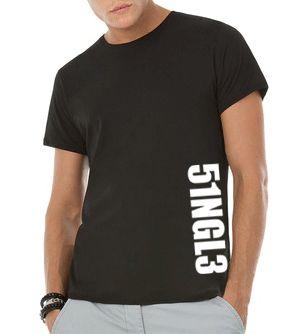 Tyylikäs paita 51NGL3 ® printillä.