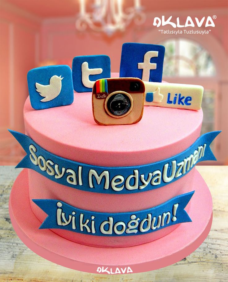 Sosyal Ağ Butik Pasta size ve sevdiklerinize özel pastalar. Ürün fiyatı ve detayları için tıklayınız. Veya 0212 503 43 73 telefon numaramızdan arayınız.