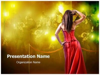 Award Powerpoint Template Eczalinf