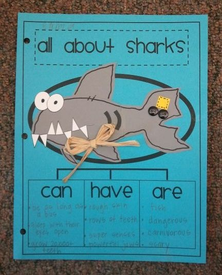 can, have, are - Sharks