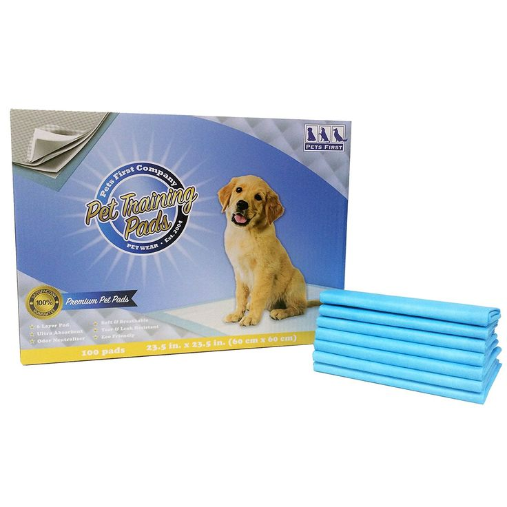 Pets First Premium Training Pads *Most Absorbent* - 2016 Version *** Check out this great product.