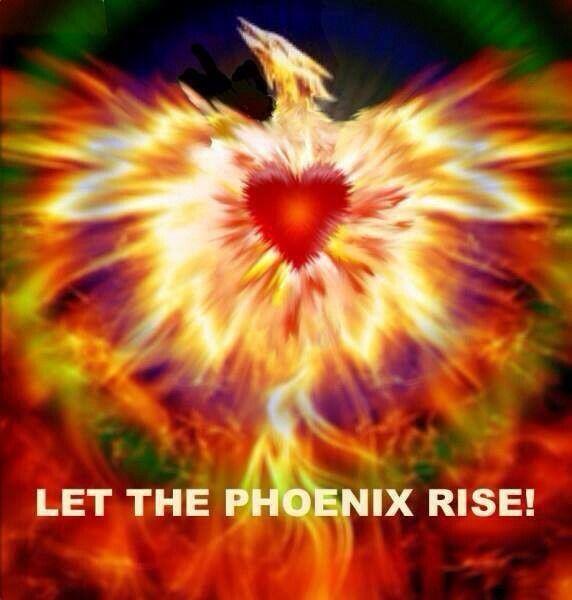 Let The Phoenix Rise!