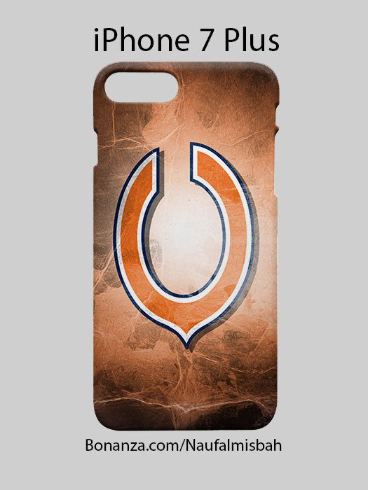 Chicago Bears Custom iPhone 7 PLUS Case Cover Wrap Around