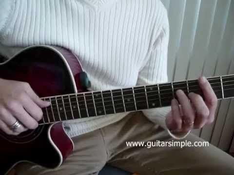 Como Aprender a Tocar Guitarra.Leccion1.Empezando desde Cero - YouTube