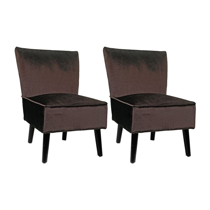 CorLiving LAD-580-C Antonio Lounge Chair (Set of 2) | Lowe's Canada