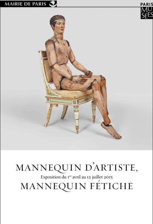 Mannequin d'artiste, mannequin fétiche: secret d'atelier et totem artistique