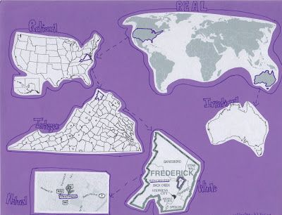 Hands On Math: Learning The Real Number System With Maps