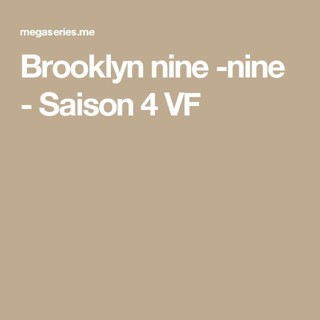 Brooklyn nine -nine - Saison 4 VF