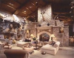 Image result for Hunting Trophy Rooms